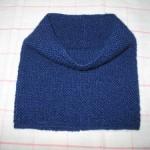 modèle tricot tour de cou bébé #3