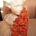 modèle tricoter tour de cou rima #12