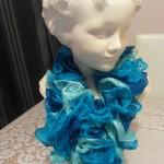 modèle tricoter tour de cou rima #6