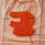 modele chausson bébé tricot facile gratuit #11