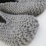 modele chausson bébé tricot facile gratuit #13