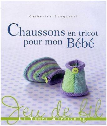 Modele Chausson Bébé Tricot Facile Gratuit