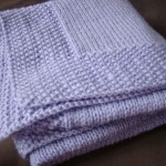 modele de couverture tricot pour bebe gratuit #11