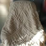 modele de couverture tricot pour bebe gratuit #12