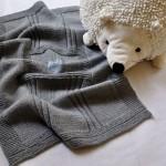modele de couverture tricot pour bebe gratuit #9