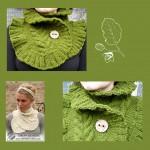modele de tour de cou au tricot #17