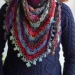 modele de tricot facile gratuit #11