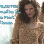 modele de tricot facile gratuit #2