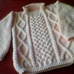 modele de tricot facile gratuit #9