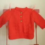 modele pour tricoter un gilet #16