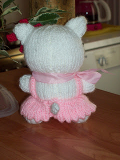 modele pull tricot hello kitty gratuit #13