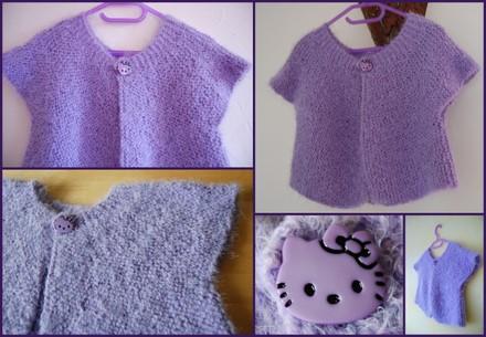 modele pull tricot hello kitty gratuit #17