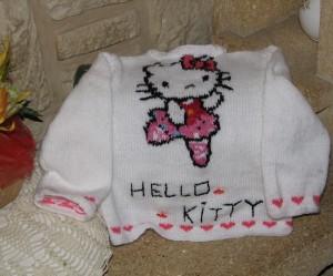modele pull tricot hello kitty gratuit #18