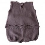 modele tricot bebe ete #1