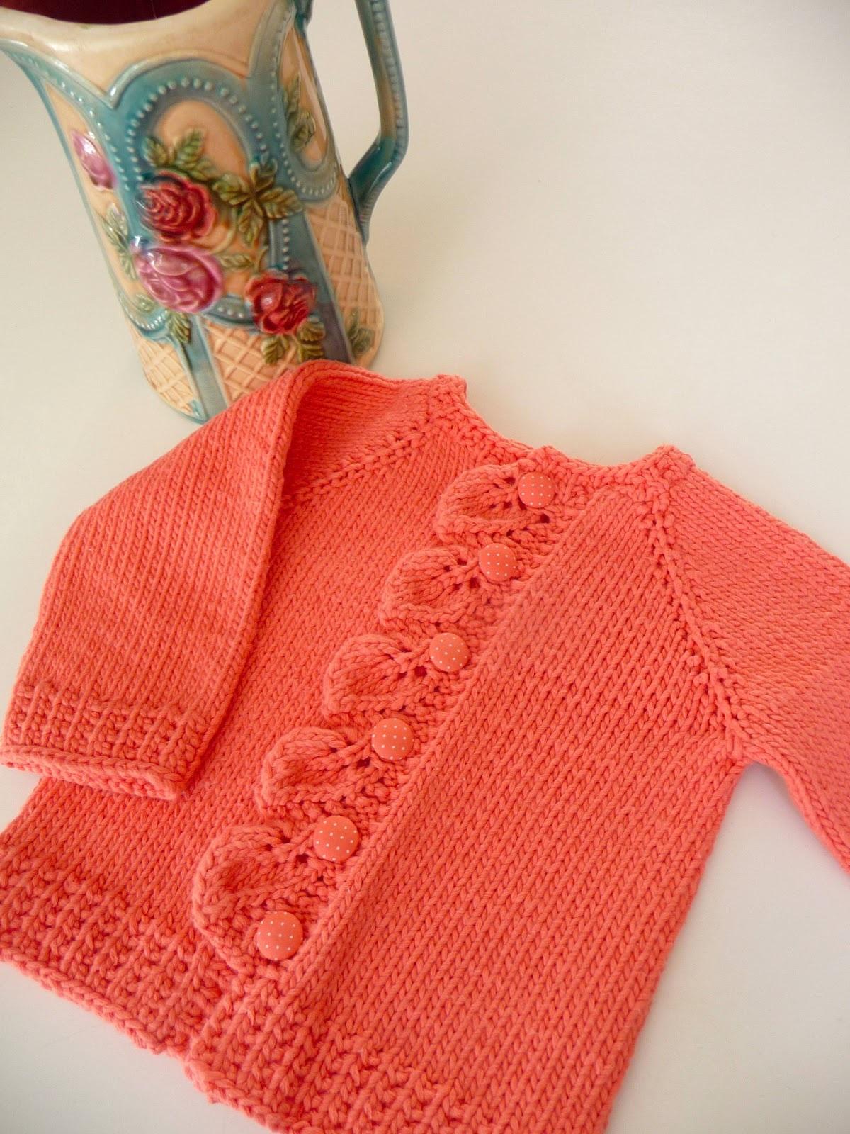 modele tricot ete