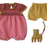 modele tricot bebe ete #4