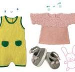 modele tricot bebe ete #6