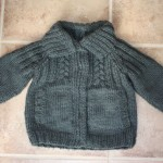 modele tricot bebe gratuit bergere de france #14
