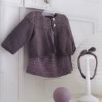 modele tricot bebe gratuit bergere de france #18