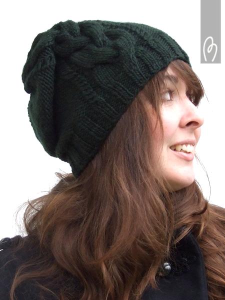 Modele tricot bonnet femme torsade 14 - Modele tricot bonnet femme facile ...