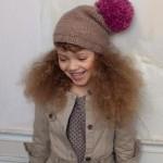 modele tricot bonnet gratuit phildar #15