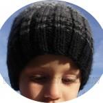 modele tricot bonnet gratuit phildar #17