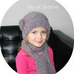 modele tricot bonnet gratuit phildar #18