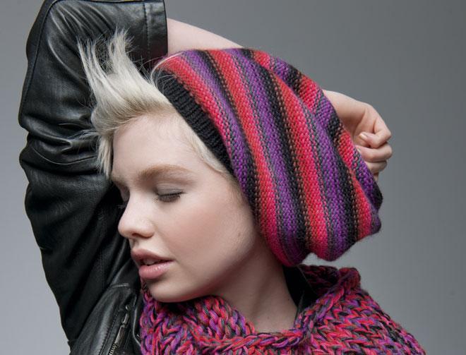 modele tricot bonnet gratuit phildar #5