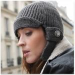 modele tricot bonnet gratuit phildar #6
