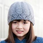 modele tricot bonnet gratuit phildar #7
