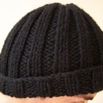 modele tricot bonnet homme gratuit #11