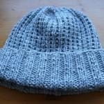 modele tricot bonnet homme gratuit #12