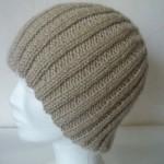 modele tricot bonnet homme gratuit #9