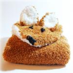 modele tricot echarpe renard #4