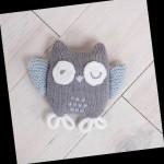 modele tricot facile doudou #5