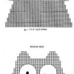 modele tricot facile doudou #8