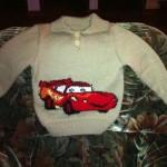modele tricot facile the cars #11