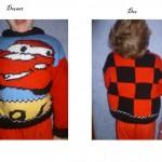 modele tricot facile the cars #12