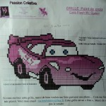 modele tricot facile the cars #17