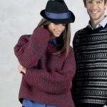 modele tricot facile tube #1