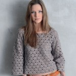 modele tricot facile tube #3
