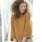 modele tricot facile tube #8