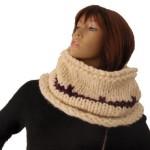 modele tricot facile tube #9