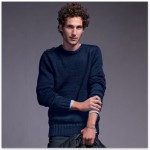 modele tricot gilet facile #11
