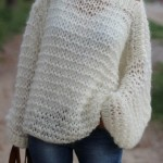 modele tricot gilet facile #14