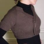 modele tricot gilet facile #15