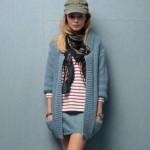 modele tricot gilet facile #17