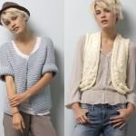 modele tricot gilet facile #3