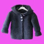 modele tricot gratuit bebe 18 mois #18