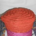 modele tricot gratuit beret femme #12